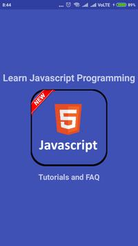 Learn Javascript Programming poster