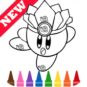 Learn Draw Coloring for Kirbу by Fans icon