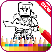 Learn Draw for Ninjago Fans icon