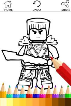Learn Draw for Ninjago Fans poster