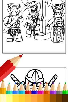 Learn Draw for Ninjago Fans apk screenshot