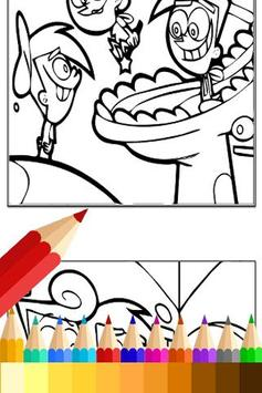 Learn Draw Fairly OddParents apk screenshot