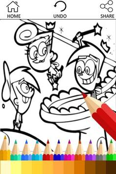 Learn Draw Fairly OddParents poster