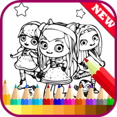Learn Draw for Little Charmers icon