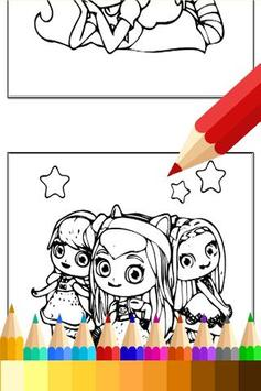 Learn Draw for Little Charmers apk screenshot
