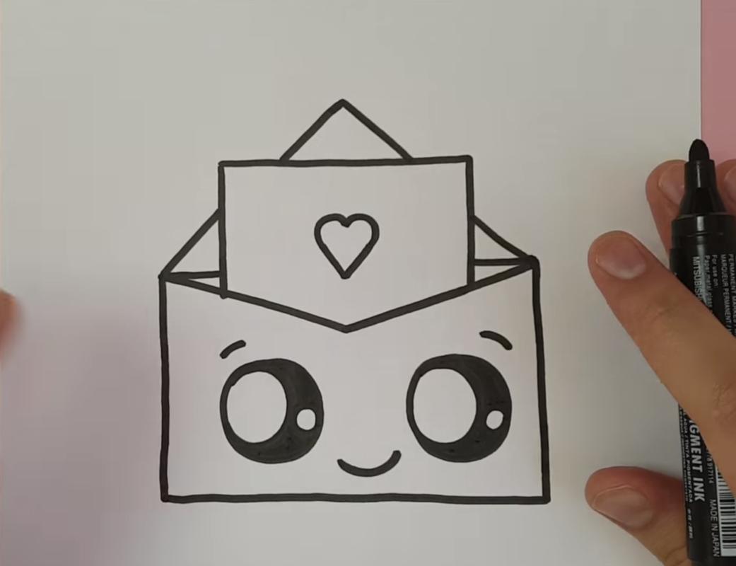 ᴗ Como Dibujar Dibujos Tiernos Y Bonitos Facil For Android