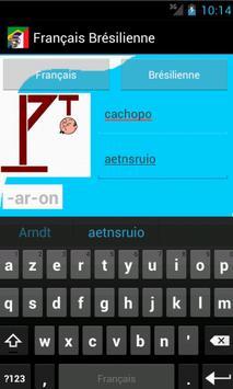 Learn French Brazilian screenshot 1