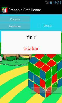 Learn French Brazilian screenshot 3