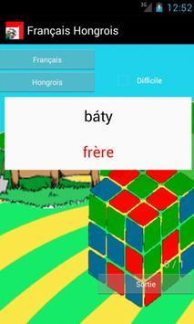 Learn French Hungarian screenshot 6