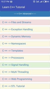 Learn C++ Full Offline screenshot 2
