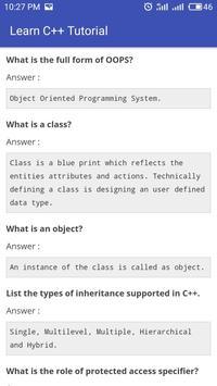 Learn C++ Full Offline screenshot 5
