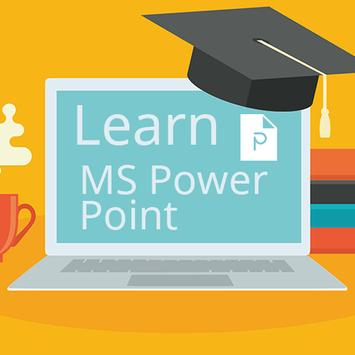 Learn MS Power Point Full Course poster