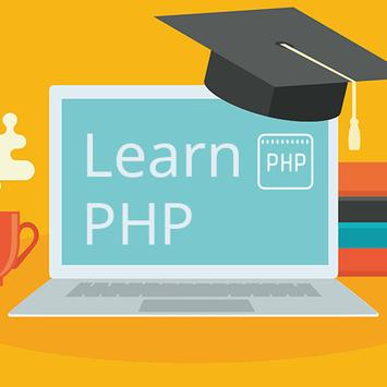 Learn PHP Full Course poster