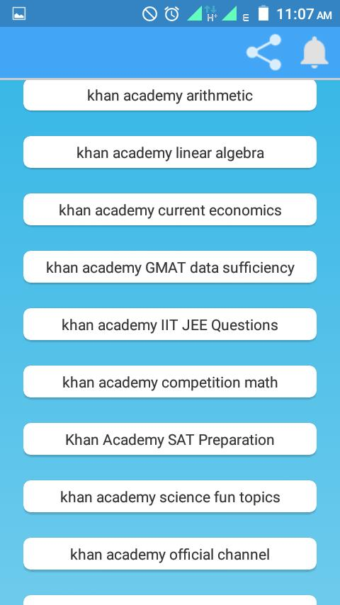 Learn With Khan Academy for Android - APK Download