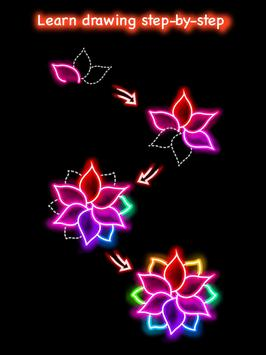 Learn to Draw Flower screenshot 10