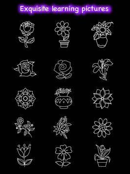 Learn to Draw Flower screenshot 15
