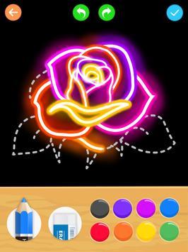 Learn to Draw Flower screenshot 17