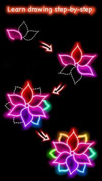 Learn to Draw Flower screenshot 2