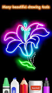Learn to Draw Flower screenshot 5