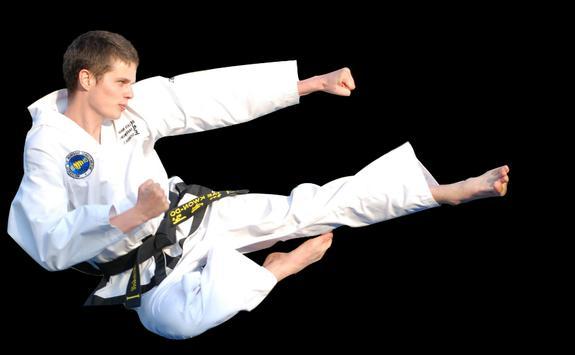 Learn taekwondo movements 🙅 screenshot 6