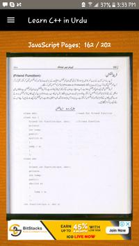 Learn C++ Programming in Urdu apk screenshot