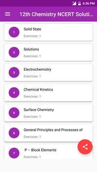 12th Class NCERT Chemistry solution screenshot 1