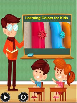 Learning Colors For Kids - A Learning App for kids screenshot 4