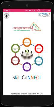 UPSDM-Skill Connect poster
