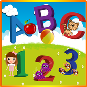 Learn ABC and 123 icon