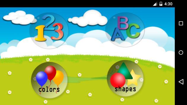 Learn ABC and 123 screenshot 16