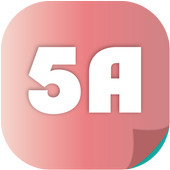 5A Chinese icon