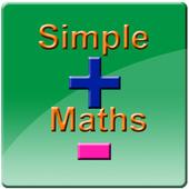 Simple Maths icon