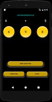 Simple Maths apk screenshot