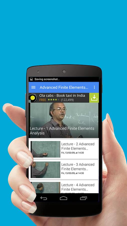 NPTEL : MECHANICAL LECTURES for Android - APK Download