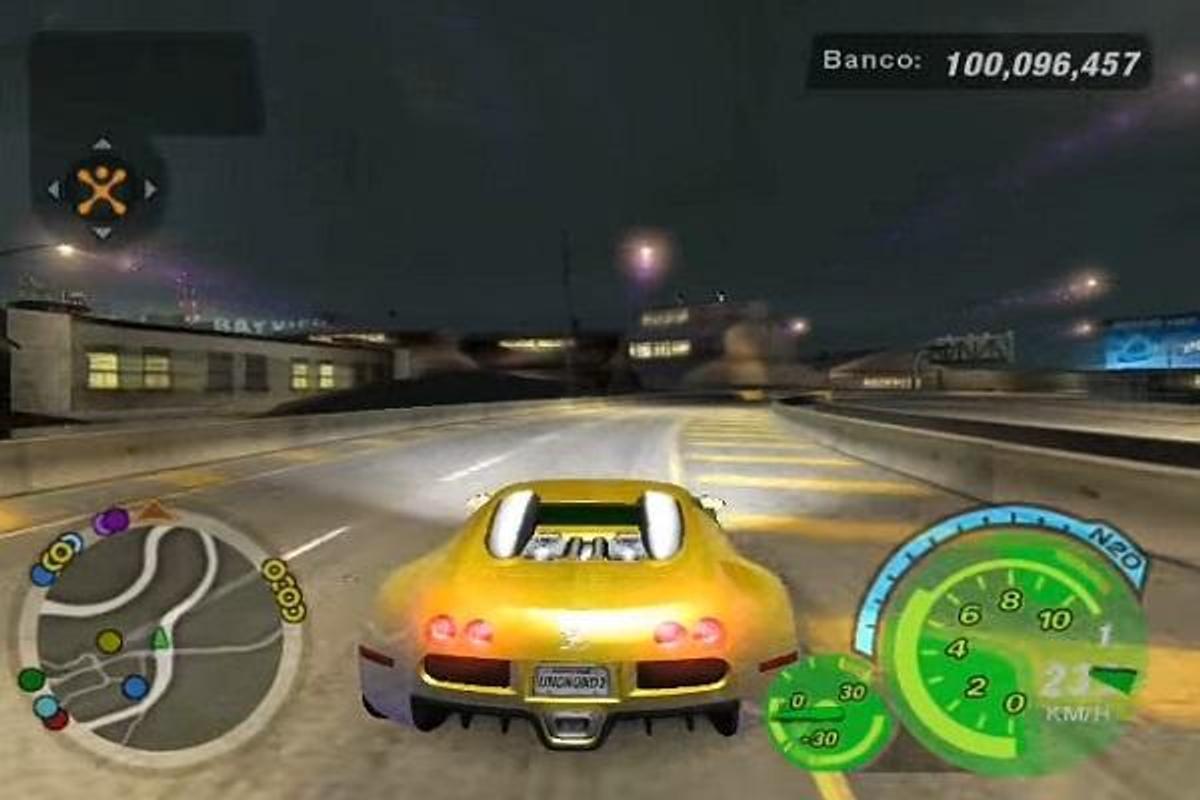 Nfs underground 2 torrenty | Need for Speed Underground 2 PC