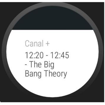 Programme TNT apk screenshot