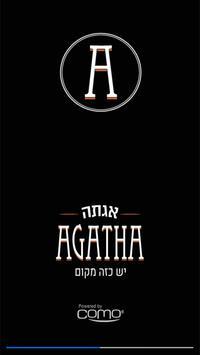אגתה - Agatha poster