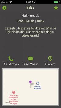 Bistronome apk screenshot