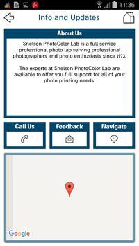 Snelson PhotoColor Lab apk screenshot