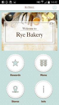 Rye Bakery apk screenshot