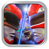 P Power Ranger Legacy Guide icon