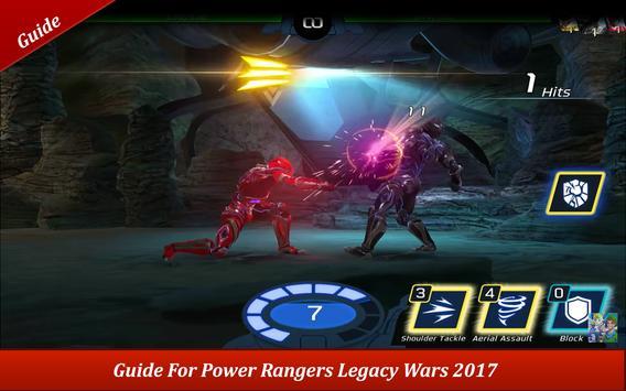 P Power Ranger Legacy Guide poster