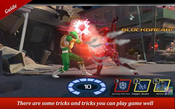 P Power Ranger Legacy Guide apk screenshot