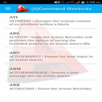 AutoCAD Shortcuts Keys for Android - APK Download