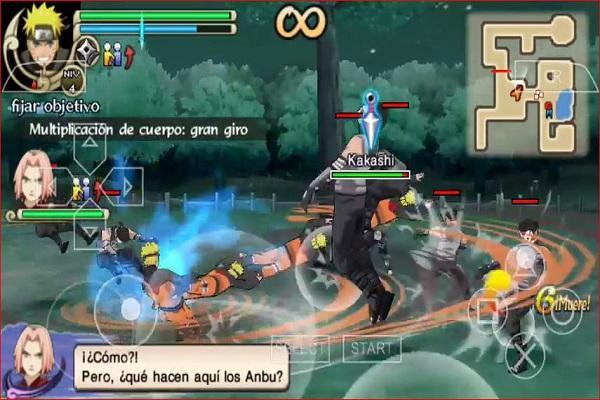 New Naruto Shippuden Ultimate Ninja Impact Hint for Android
