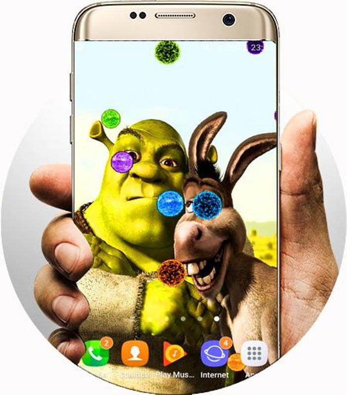 Hd Wallpapers For Shrek Fans Pour Android Téléchargez Lapk