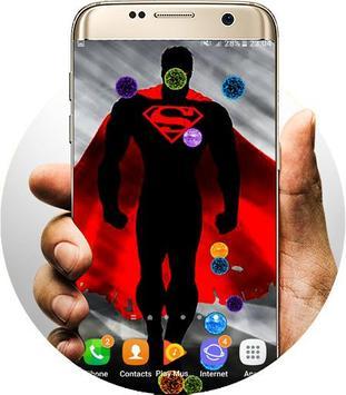 HD Wallpaper For Superman Fans screenshot 4