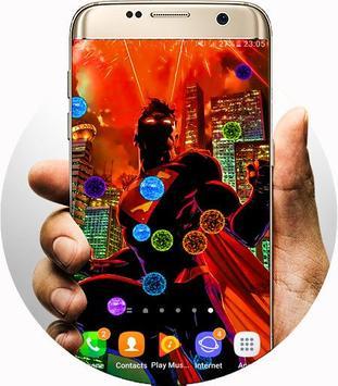 HD Wallpaper For Superman Fans screenshot 5