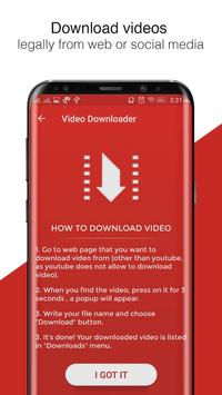 Free Hd Video Downloader - Download Videos Easily poster
