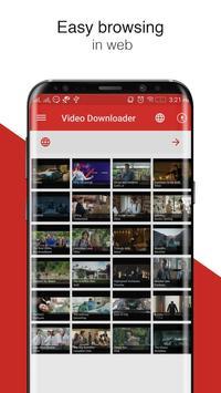 Free Hd Video Downloader - Download Videos Easily screenshot 1